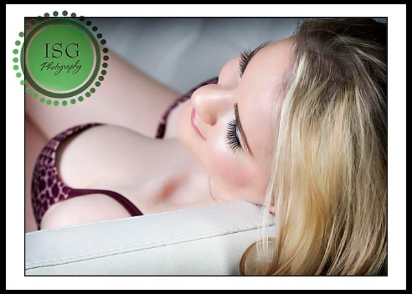 boudoir photograph by ISG Photography in Alaska