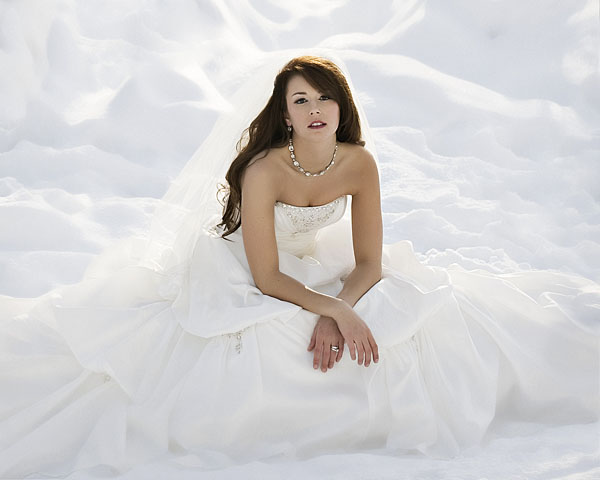 wedding dresses in alaska